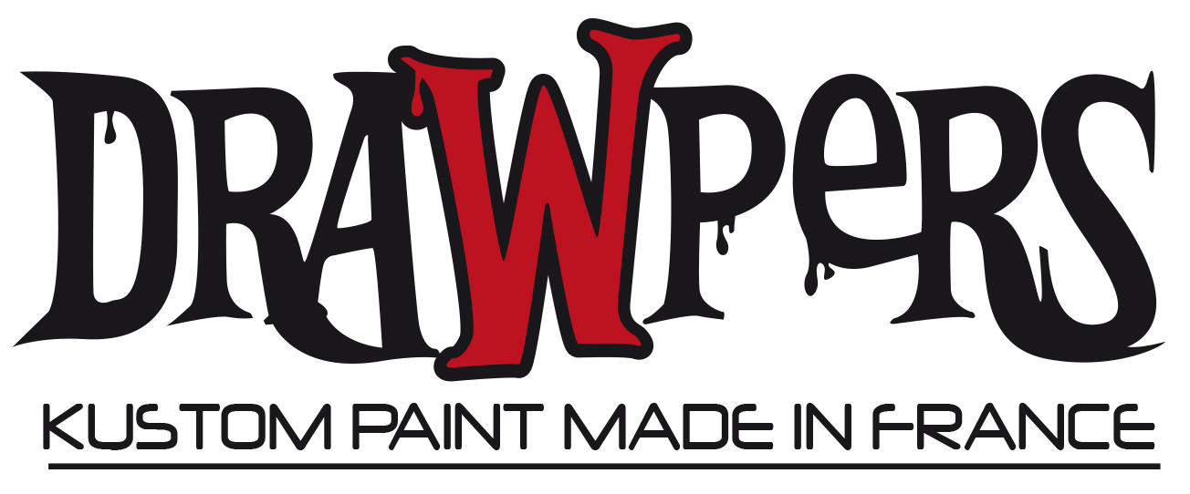 DRAWPERS – Kustom paint made in France